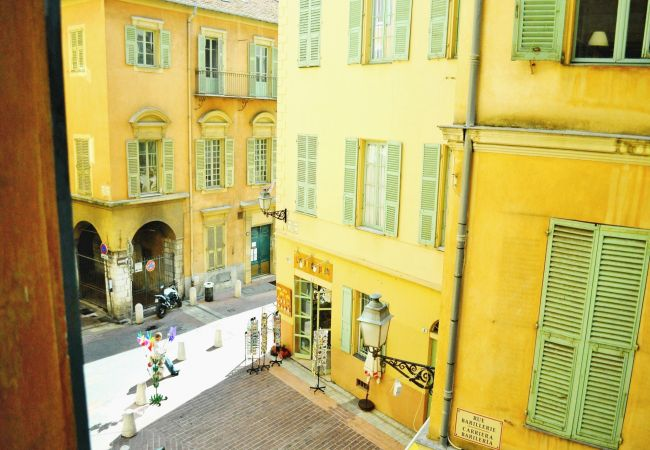 Appartement à Nice - CC OT Barillerie 9 Old Town Promenade Anglais
