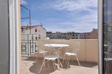 Appartement à Nice - CC G Terrasse Masséna Grimaldi Promenade Anglais