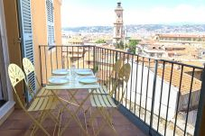 Appartement à Nice - CC OT Terrasse Providence Old Town Prom' Anglais