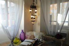 Tranquillo appartamento di 2 locali situato in posizione ideale a 5 minuti a piedi dalla spiaggia.