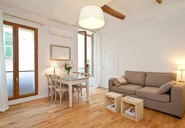 Studio in Nice - BB Cours Saleya 3 - Old Town / Promenade des Angla