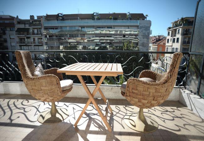 Apartment in Nice - BBB G Terrasse Les Empereurs - Grimaldi / Promenad