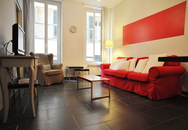 Apartment in Nice - C OT Rossetti 1 - Old Town / Promenade Anglais