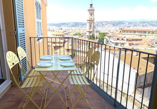 Apartment in Nice - CC OT Terrasse de la providence - Old Town / Prome